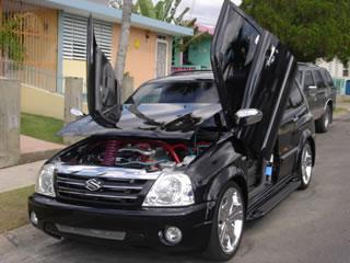 Nicemotorcar Suzuki Xl 7