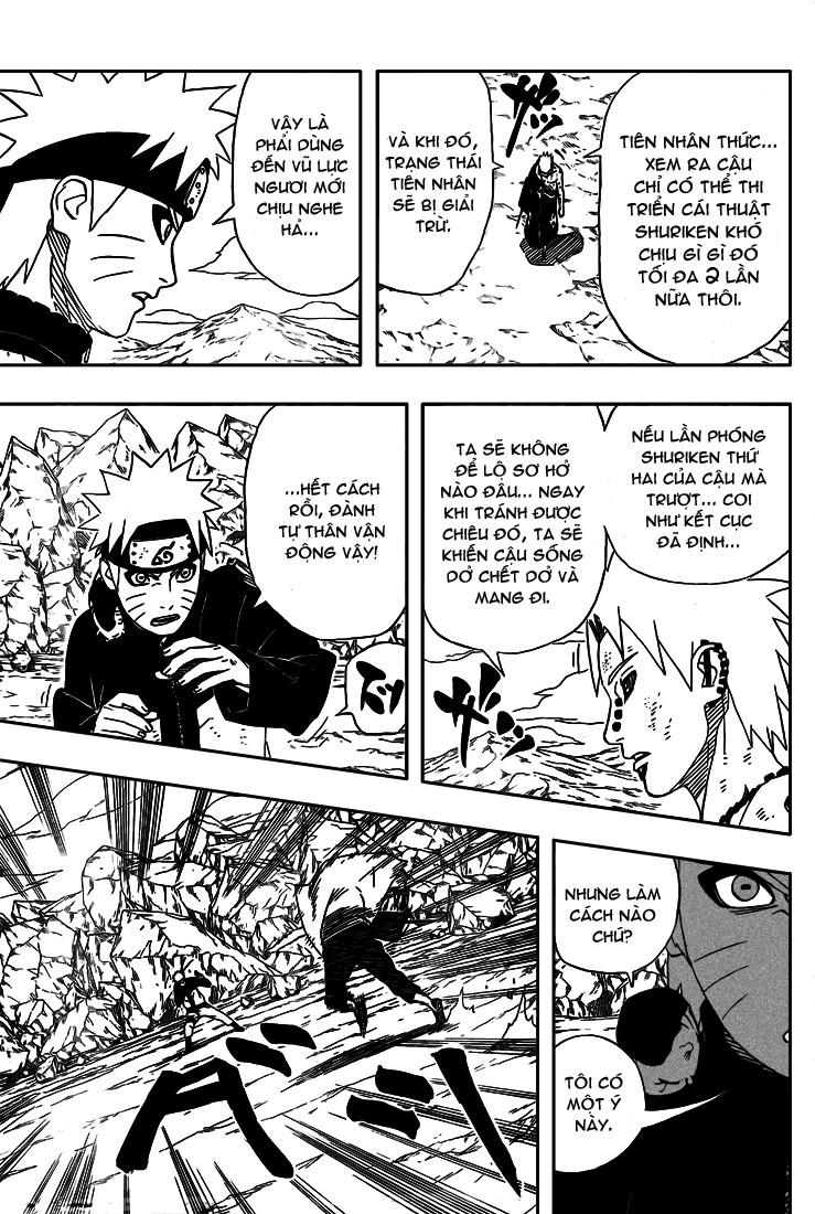 Naruto chap 441 Trang 12 - Mangak.info