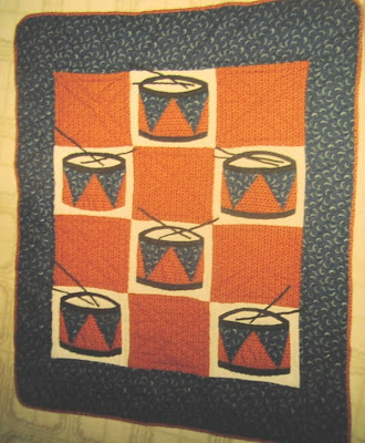 quilt for boys