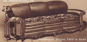 City Liquidators Sofas and Loveseats What s the Difference And What the Heck is a Davenport
