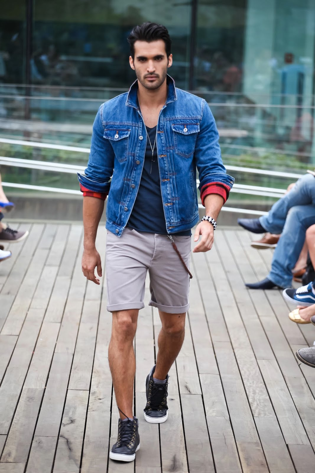 Sunday morning discussion washed or raw denim jacket?  malefashionadvice