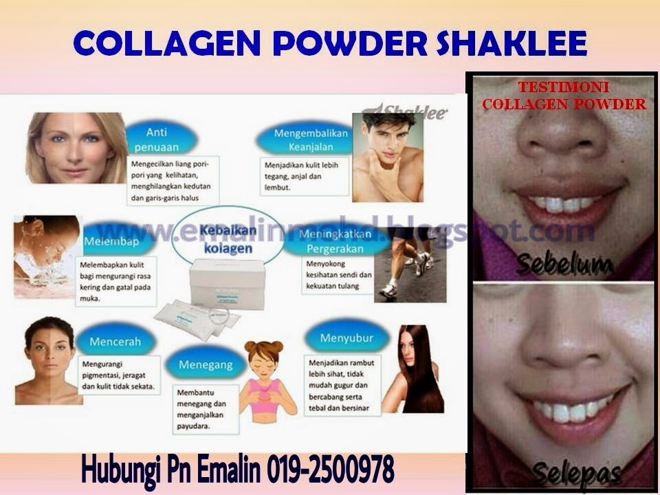 collagen powder shaklee