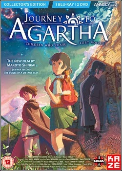 Viagem Para Agartha – Dublado (2011)