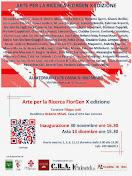 Arte per la Ricerca FiorGen X ed.
