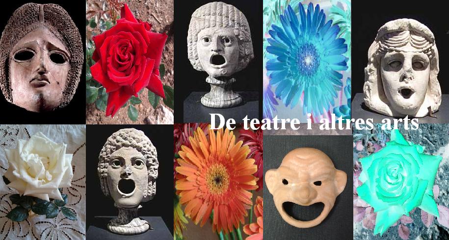De teatre i altres arts