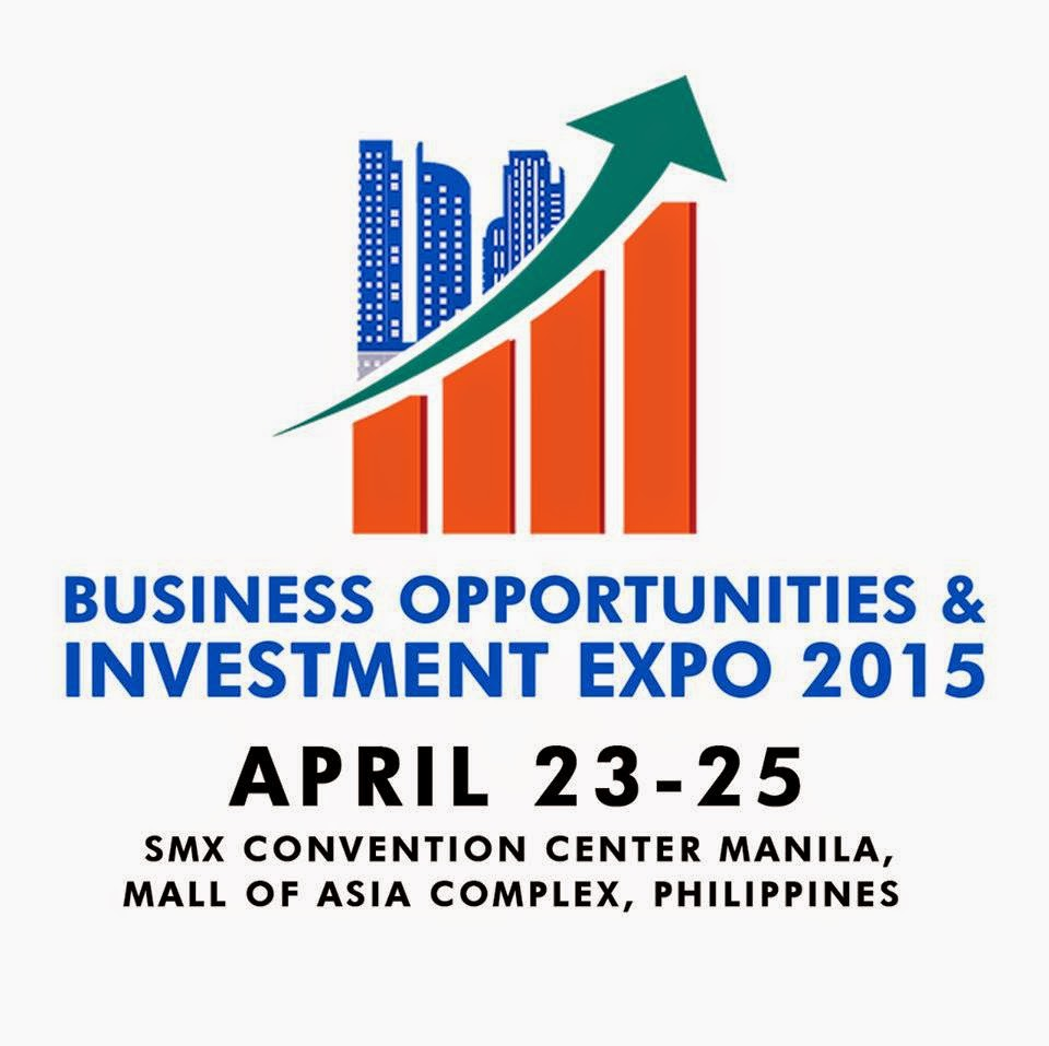 Investment Opportunity Showcase at SMX Convention Center Manila
