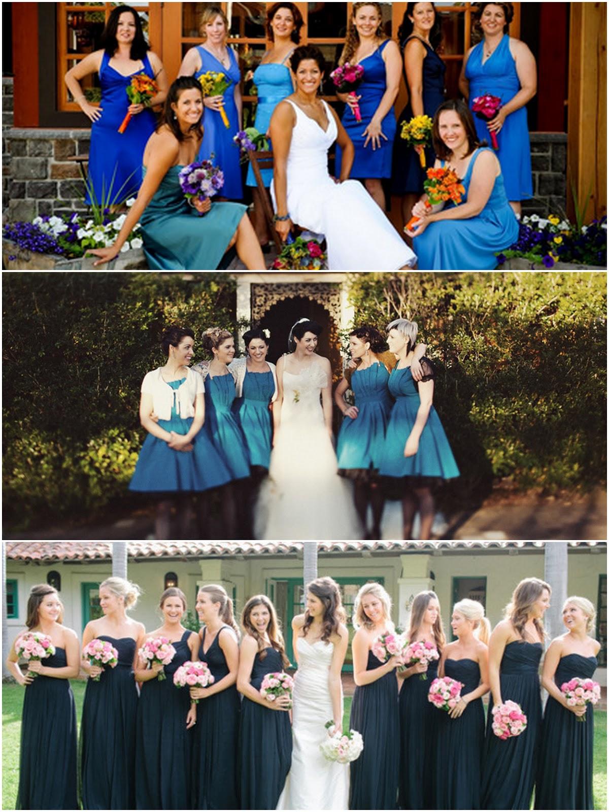 Elección del vestido de las damas de honor - Foro Organizar una boda ...