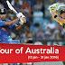 India vs Australia T20, ODI 2016 Schedule, Live Broadcaster, TV channels
