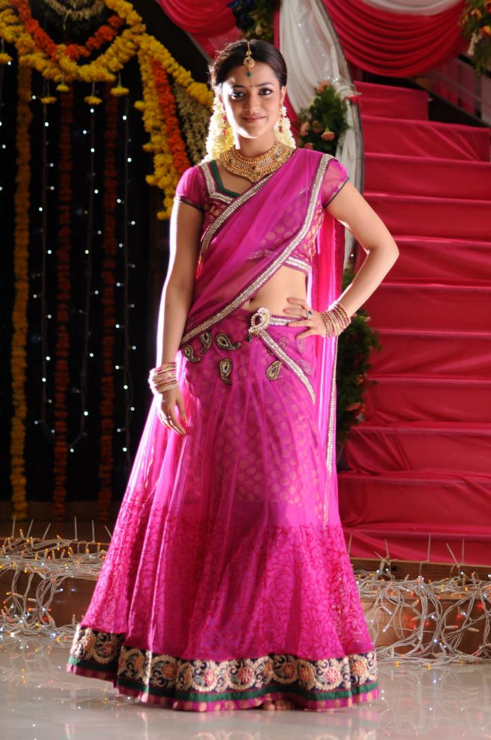 [Image: nisha-agarval-in-pink-saree-photos-5.jpg]