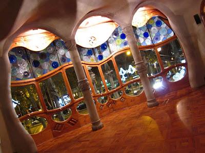 Inside Casa Batlló in Barcelona