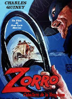 ZORRO O CAVALEIRO DA VINGANA - 1970