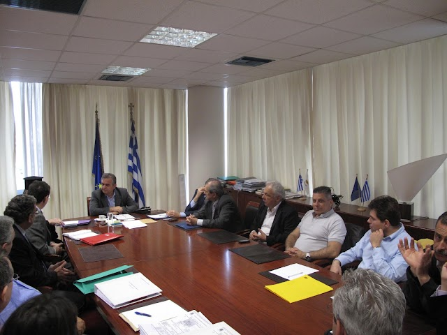 Σύσκεψη στη Πάτρα για τα νοσοκομεία του Μοριά