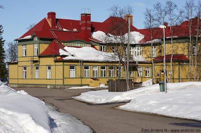 gruvhotellet, Kiruna