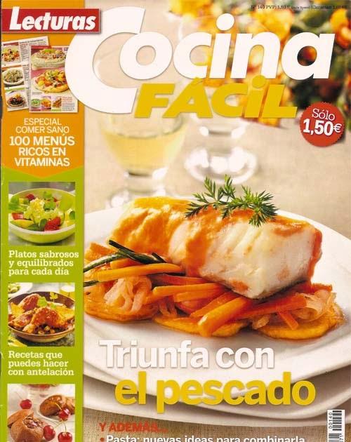 As paso mis d as revista de cocina para descargar - Revista cocina facil lecturas ...