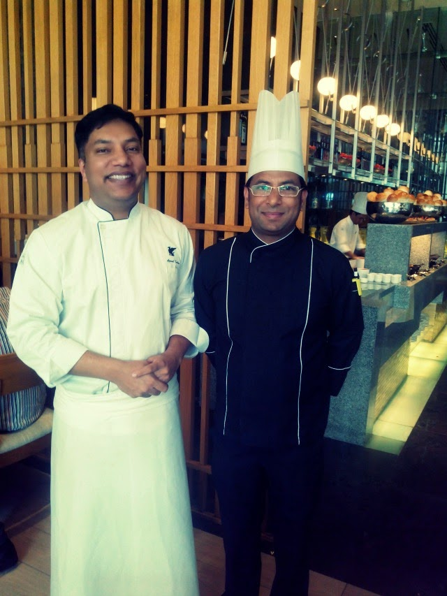 JW Marriott food festival chef ajmal