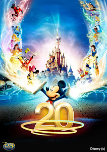 2012 - 20 ans de Disneyland Paris