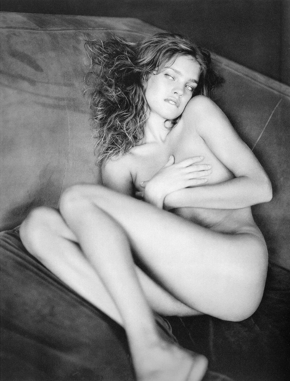 Natalia Vodianova by Paolo Roversi, Paris 2002, Egoiste #15