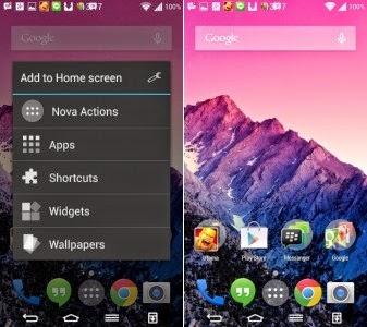 Cara Merubah Tampilan Android Seperti Kitkat