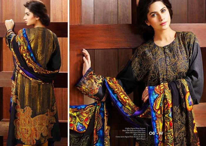 Resham-Ghar,Latest,Exclusive,Flat-Silk,Collection,2014-15,Female