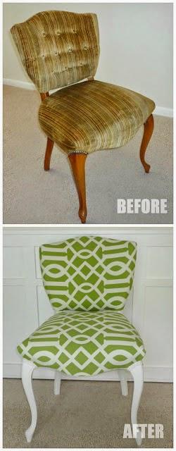 gk kreativ gewusst wie sessel neu beziehen. Black Bedroom Furniture Sets. Home Design Ideas