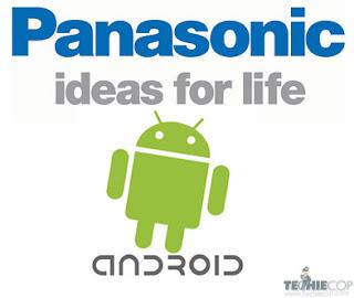 Ponsel Android Panasonic