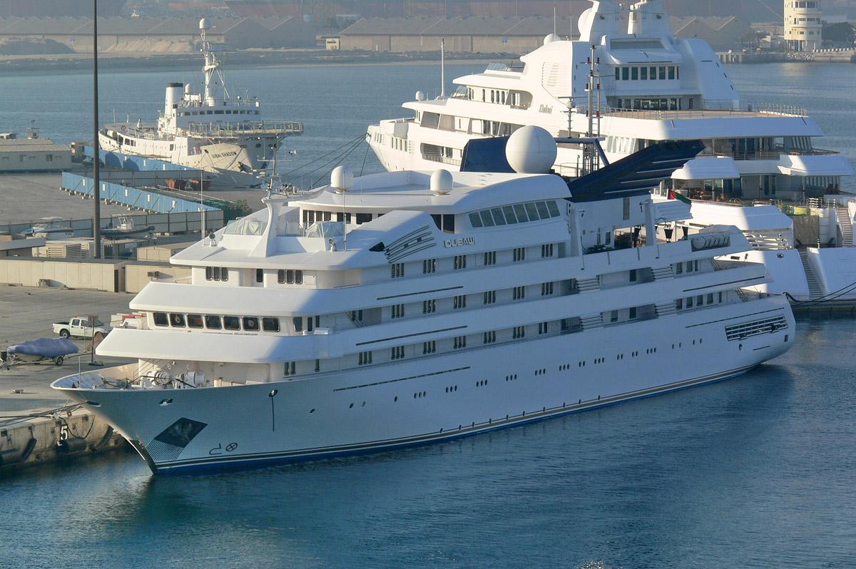 Megayacht DUBAWI