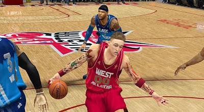 NBA 2K13 MyPlayer Arm Tattoos Patch