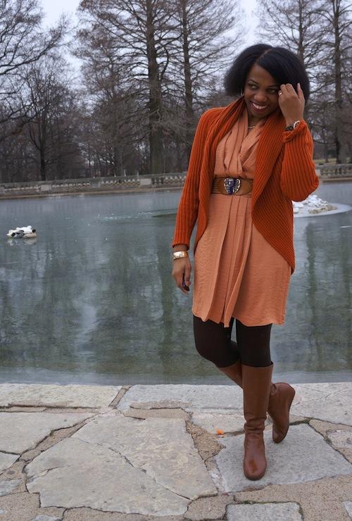 Orange + Peach - Economy of Style