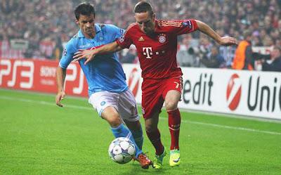 Bayern Munich 3 - 2 Napoli (3)