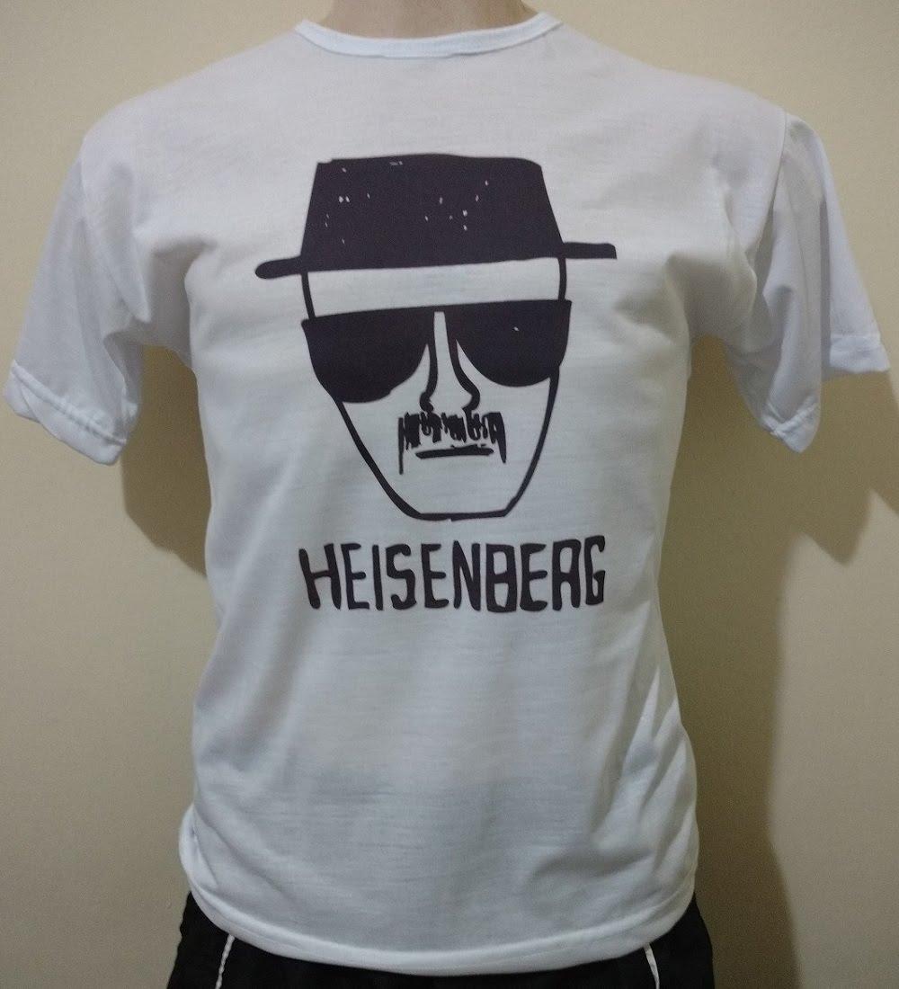 "Camiseta ""Heisenberg Tradicional"""