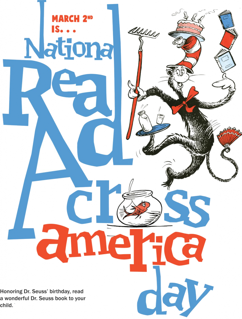 Read Across America Ideas Nea's Read Across America