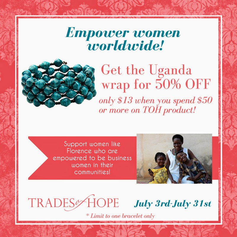 Monthly Trades of Hope Special!