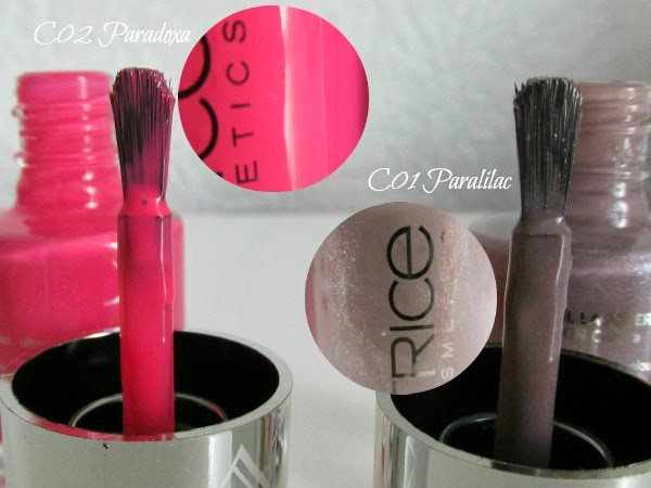 Celtica by CATRICE - Ultimate Nail Laquer brushes