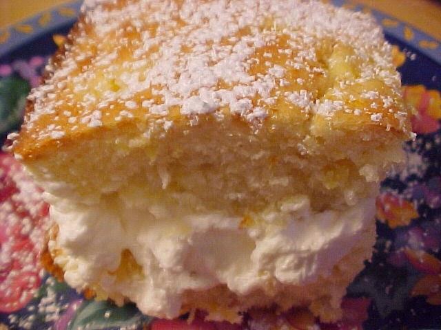 Gâteau à l'orange et à l'ananas Viviane