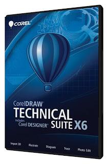 CorelDRAW Technical Suite X6 16.3.0.1114
