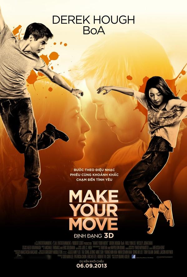 Bước Theo Điệu Nhảy - Make Your Move