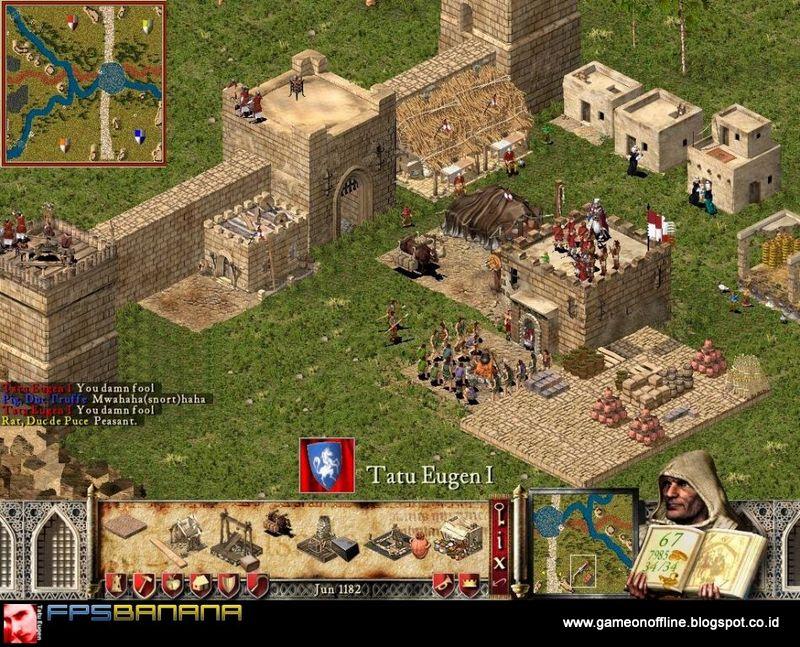 stronghold 3 карты - mist66.ru