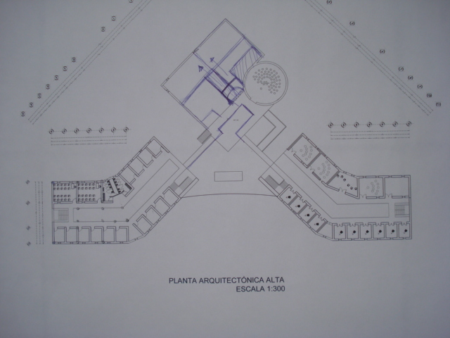 Proceso de dise o arquitect nico de una escuela superior for Salon de usos multiples programa arquitectonico