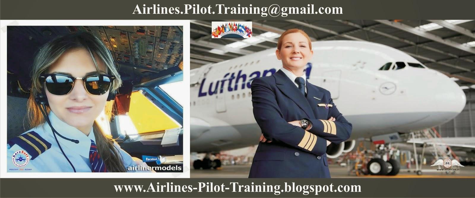 Airlines-Pilot-training