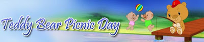 Happy Teddy Bear Picnic Day Images 2015