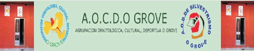 AGRUPACION ORNITOLOGICA CULTURAL DEPORTIVA O GROVE
