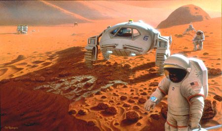 Human mission to Mars in five to 15 years