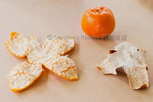 Homemade Mandarin Peels03