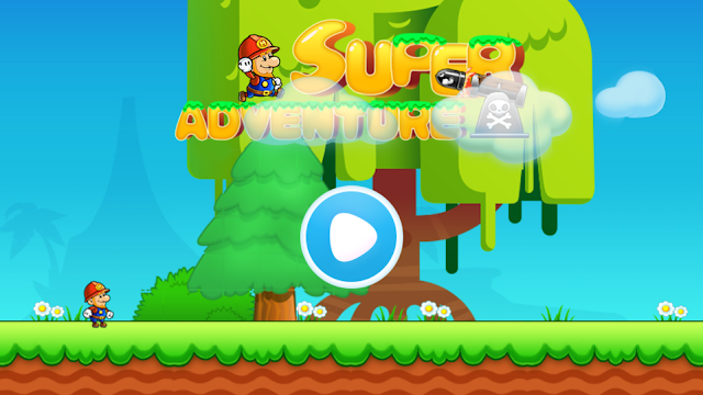 Super Adventure,game petualangan untuk smart phone android