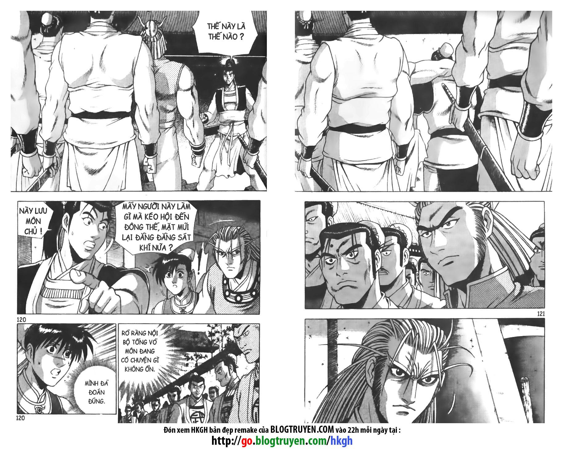 Hiệp Khách Giang Hồ chap 191 page 17 - IZTruyenTranh.com