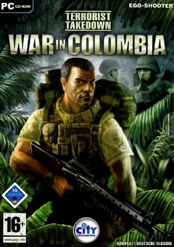 Free Download Terrorist Takedown War in Colombia PC Game Full Version