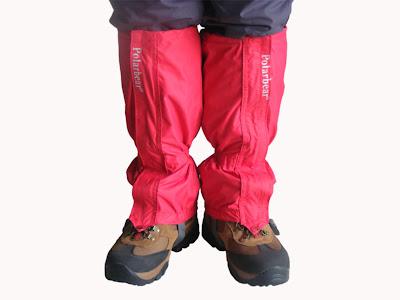 Gaiter / Pelindung kaki Waterproof