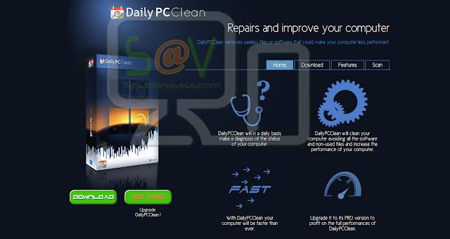 DailyPCClean - Virus