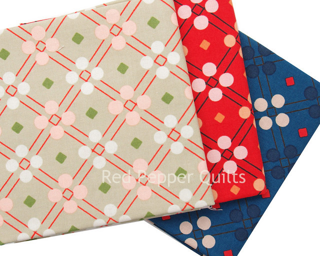 Picnic by Melody Miller for Cotton + Steel 2015 | Red Pepper Quilts