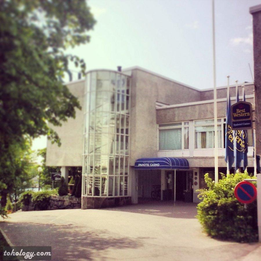 Best Western Spa Hotel Casino in Savonlinna
